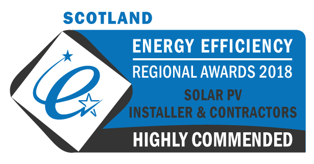 Ceiba win Highly Commended at Scottish Energy Efficiency Awards
