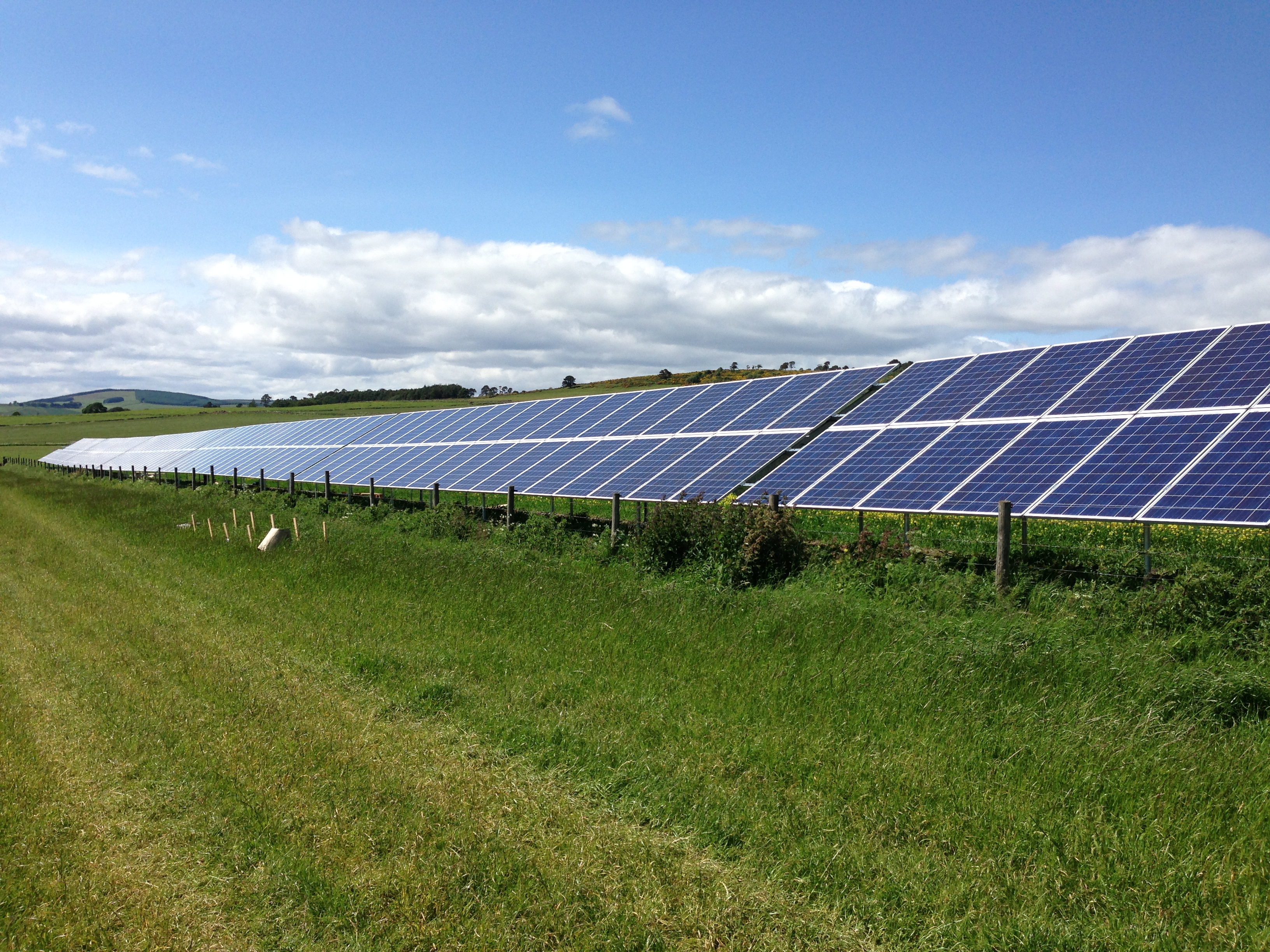 Guise Farm 50kWp PV System Exceeds All Predictions