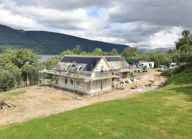 solar for new builds
