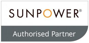 Sunpower Authorised Partner logo